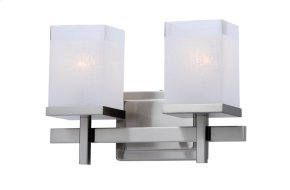 Tetra 2-Light Bath Vanity