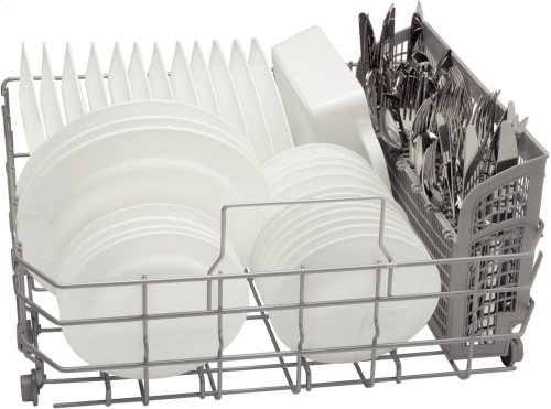 """24"""" Bar Handle Dishwasher Ascenta- Black"""