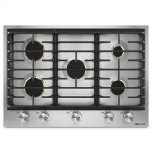 "Euro-Style 30"" 5-Burner Gas Cooktop"