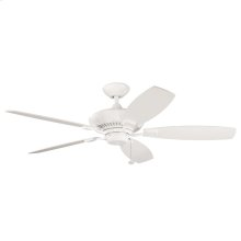 Canfield Collection 52 Inch Canfield Ceiling Fan SNW