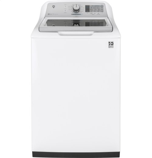 GE® 5.0 DOE cu. ft. Capacity Washer with Stainless Steel Basket
