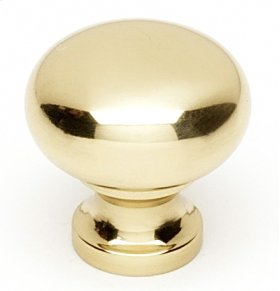 Knobs A1066 - Polished Brass