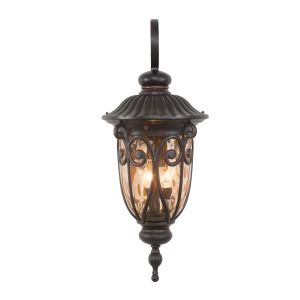 Viviana Collection 3 Light Incandescent Exteri