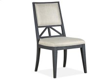 Dining Side Chair w/Upholstered Seat & Back (2/ctn)