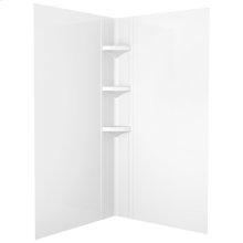 White Glue Up Wall Set