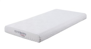 "6"" Twin Memory Foam Mattress"