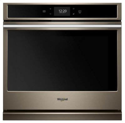 5.0 cu. ft. Smart Single Wall Oven with True Convection Cooking Product Image
