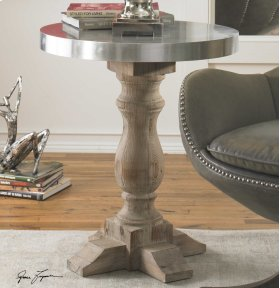 Martel, Accent Table