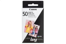 Canon ZINK Photo Paper Pack (50 Sheets) ZINK Photo Paper Pack (50 Sheets)