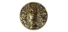 Veiled Empress - Brite Brass