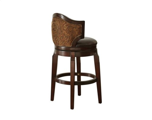 "Jasper Bar Chair, 21""x22""x42"""