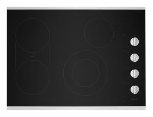 30-Inch Electric Cooktop with Reversible Grill and Griddle Product Image