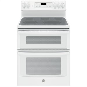 "GEGE® 30"" Free-Standing Electric Double Oven Convection Range"