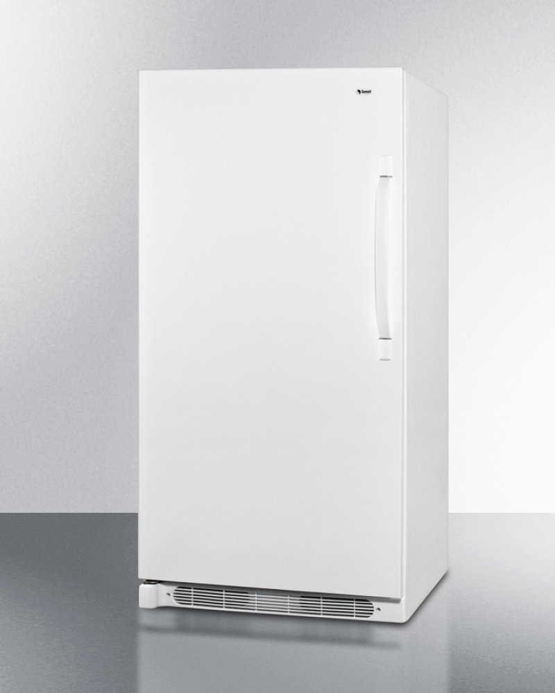 Large Capacity All Refrigerator With Frost Free Operation And Fan Forced Cooling
