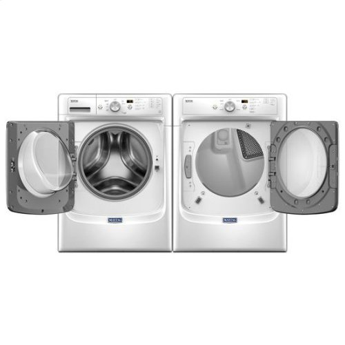 "***DISPLAY MODEL CLOSEOUT*** Maytag® Large Capacity Dryer with Wrinkle Prevent Option and PowerDry System "" 7.4 cu. ft. - White"