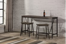 Trevino Backless Non-swivel Counter Stools