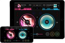 Mobile DJ app for iPhone/iPad