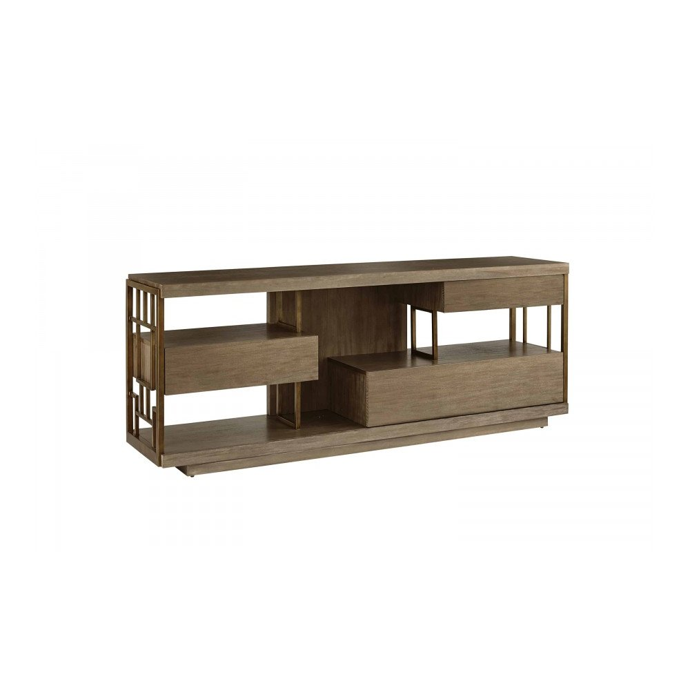 WoodWright Neutra Entertainment Console