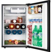 4.52 cu. ft. Refrigerator (Black)
