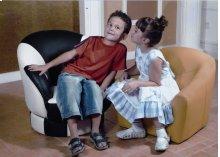 Genesis Yellow Youth Chair