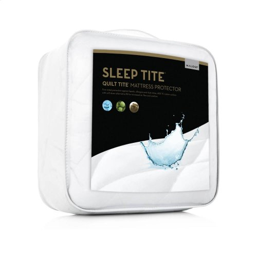 Quilt Tite Mattress Protector - King