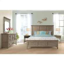 Myra - One Drawer Nightstand - Natural Finish