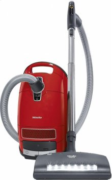 Complete C3 HomeCare+ PowerLine - SGPE0 canister vacuum cleaners with handle controls and electrobrush for the greatest demands.