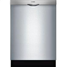300 Series built-under dishwasher 24'' Stainless steel SHSM63W55N