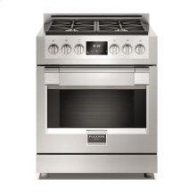 30'' Full Gas Professional Range