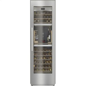 MieleMasterCool Wine Conditioning Unit For high-end design and technology on a large scale.
