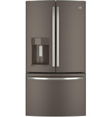 GE® ENERGY STAR® 22.1 Cu. Ft. Counter-Depth French-Door Refrigerator