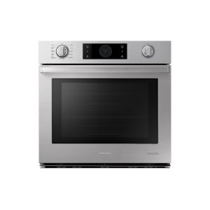 "Samsung Appliances30"" Flex Duo Chef Collection Single Wall Oven in Stainless Steel"
