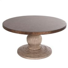 Round Cocktail Table Top