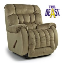 9B14-22869  The Beast Recliner, Space Saver