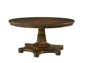 Balustrade Round Dining Table