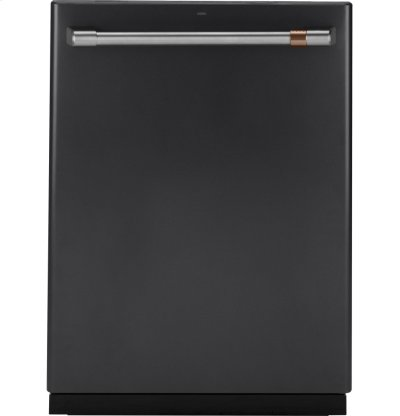 Café Stainless Interior Built-In Dishwasher with Hidden Controls Product Image