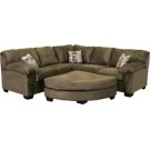 2601R R Arm Corner W Sofa Product Image