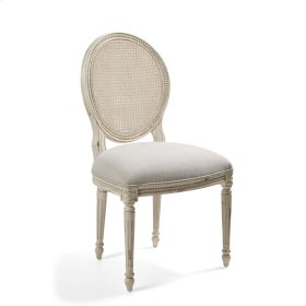 Provencal Cane Back Chair