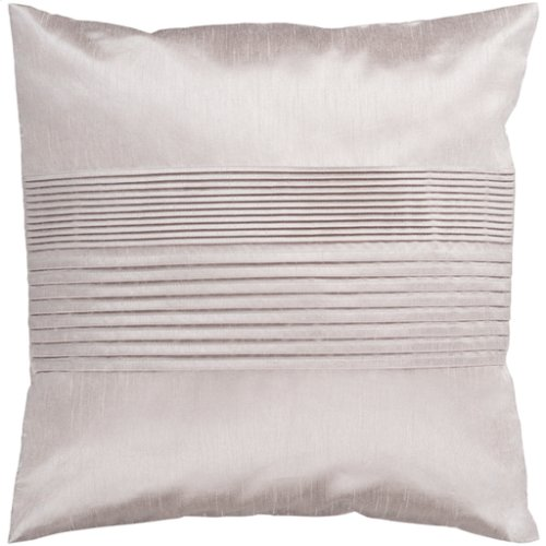 "Solid Pleated HH-015 18"" x 18"""