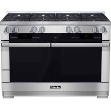"HR 1954 DF 48"" Dual Fuel Range - DF LP"