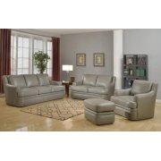 9013 Tulsa Ottoman 1812 Grey Product Image