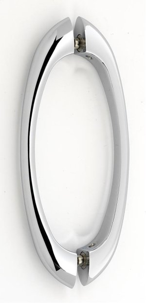 C855 Series Back-to-Back Pull G855-6 - Polished Chrome