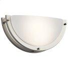 "6"" LED Wall Sconce NI Product Image"