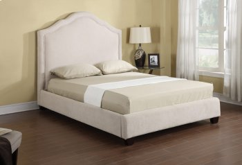 Headboard/footboard/rails/slats 6/6 Kit Upholstered Bed Product Image