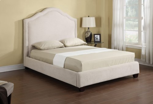 Headboard/footboard/rails/slats 6/0 Kit Upholstered Bed