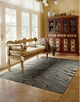 Contour Con30 Sil Rectangle Rug 7'3'' X 9'3''