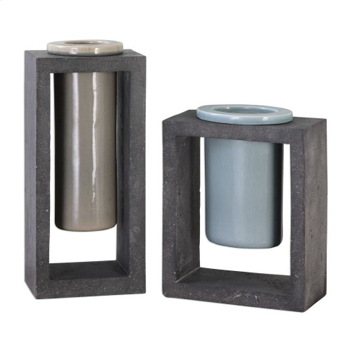 Pio, Vases, S/2