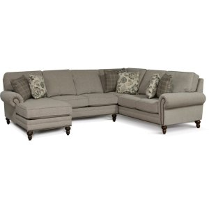 England Furniture7130 Sect Amix Sectional