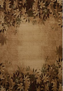 Contours/cem Autumn Trace Toffee Rugs