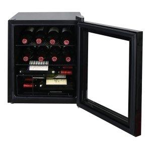 AvantiWine/Bevrg. Cooler 1.6CF Black